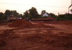 Construction Photos - September 2007 (Soil Grading stage 2):