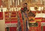 Fr. P.C Thomas visit - April 2012